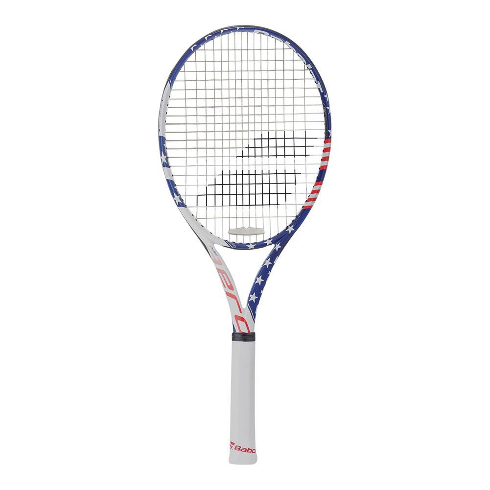 Pure Aero Vs Stars And Stripes Tennis Racquet