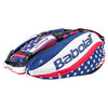 Pure Aero 12 Pack Tennis Bag USA by BABOLAT