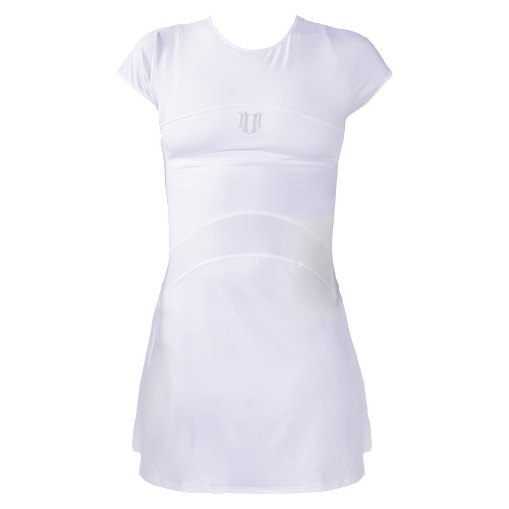 Women's Wimbledon Tennis Dress White