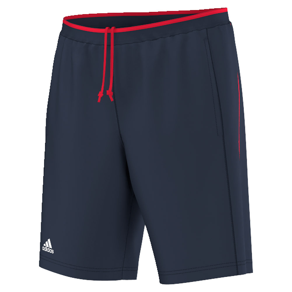 Men's Club Primefit Bermuda Tennis Short Collegiate Navy