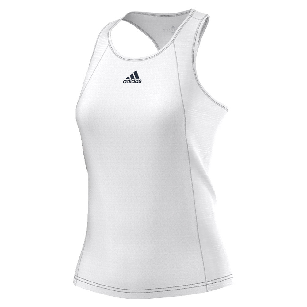 Women's Club Primefit Tennis Tank White