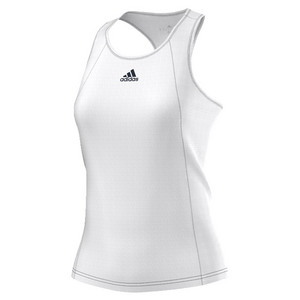 Women`s Club Primefit Tennis Tank White