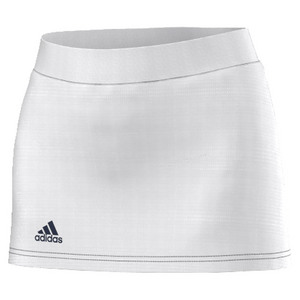 Women`s Club Primefit Tennis Skort White
