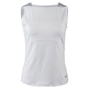 Women`s Bianca Tennis Tank White