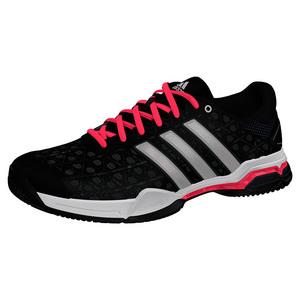 Men`s Barricade Club Tennis Shoes Black and Night Metallic