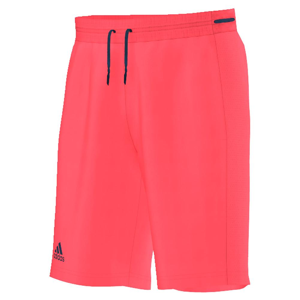 Men's Club Bermuda Tennis Short Flash Red