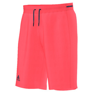 Men`s Club Bermuda Tennis Short Flash Red