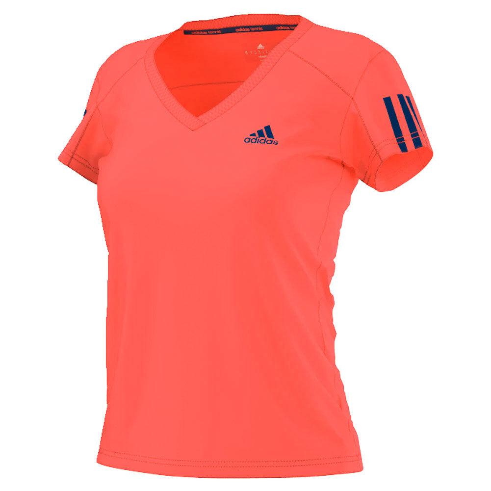 Women's Club Tennis Tee Flash Red