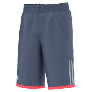 Boys` Club Bermuda Tennis Short Tech Ink