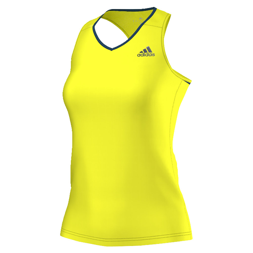 Women's Club Tennis Tank Shock Slime