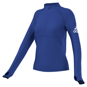 Women`s Performer Half-Zip Jacket Bold Blue