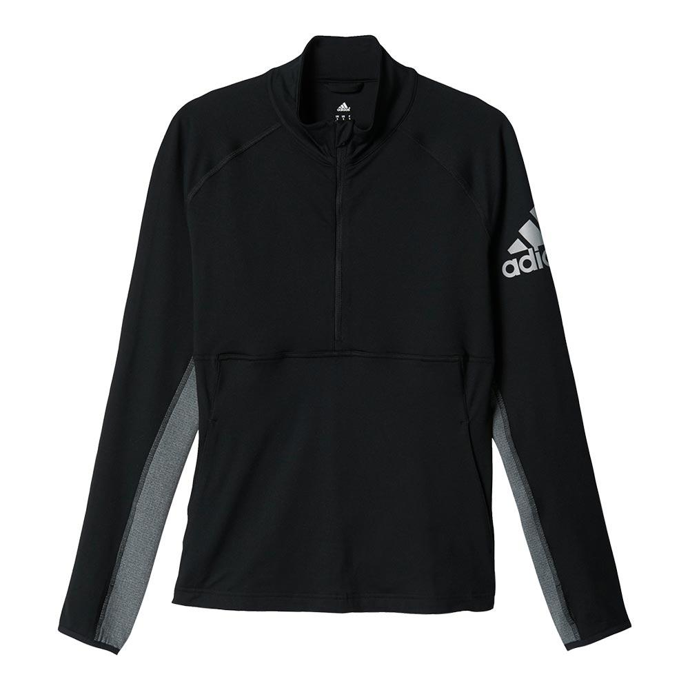 Women's Performer Half- Zip Jacket Black