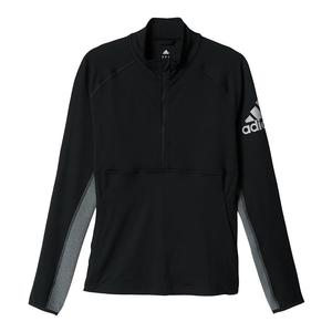 Women`s Performer Half-Zip Jacket Black