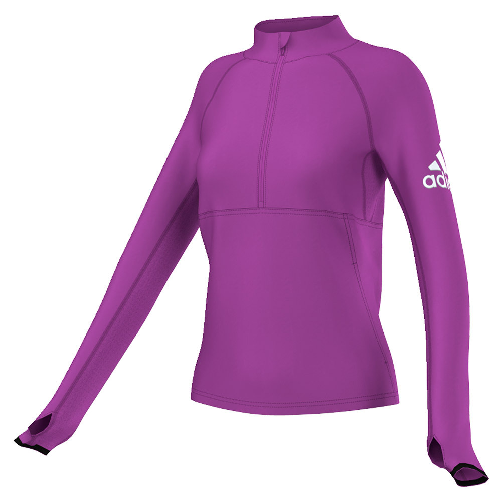 Women's Performer Half- Zip Jacket Shock Purple