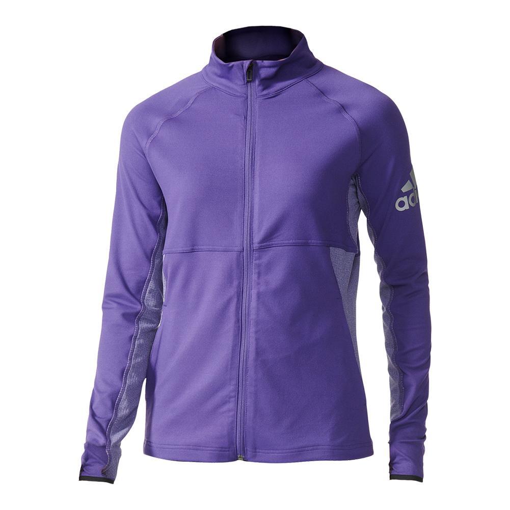 Women's Performer Full Zip Jacket Unity Purple