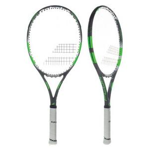 BABOLAT FLOW LITE DEMO TENNIS RACQUET GRAY/GREEN