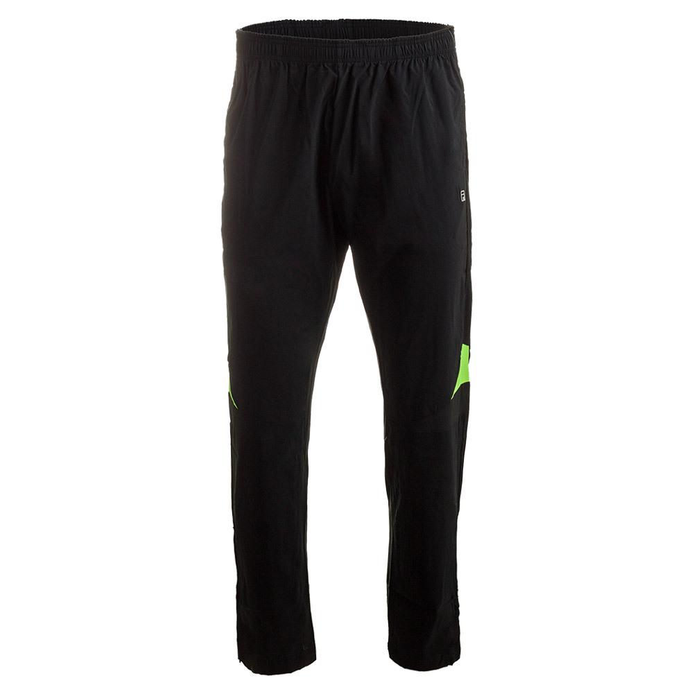 Men's Alpha Tennis Pant Black