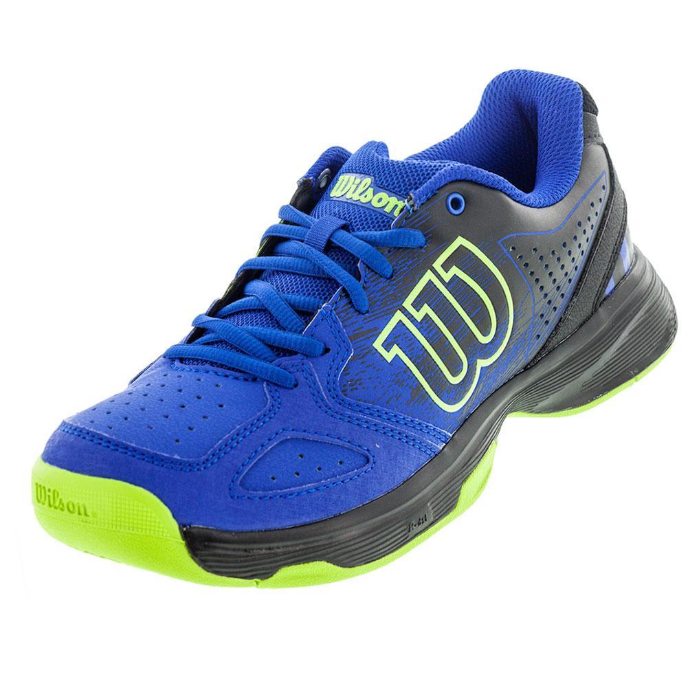 tennis express wilson juniors kaos comp tennis shoes