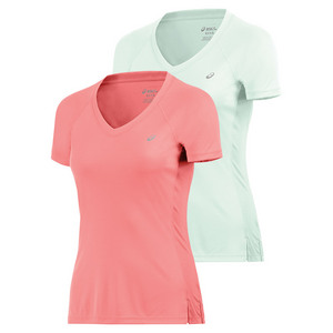Women`s ASX Dry Short Sleeve Top