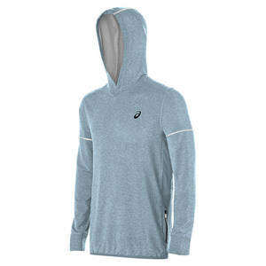 Men`s Lightweight Fleece Hoody Arona Heather