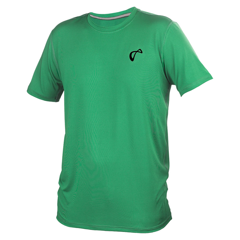 Boys ` Training Tee Green