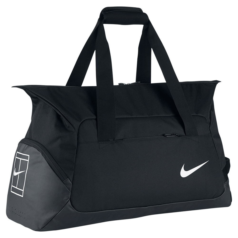 Tennis Court Tech 2.0 Duffel Bag Black