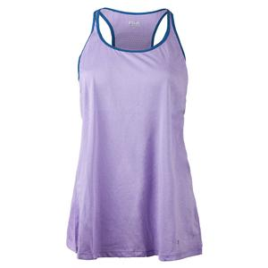 Women`s Cross Drape Heather Singlet