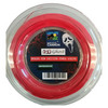 WEISS CANNON Red Ghost 17L/1.18MM Tennis String Reel Neon Red