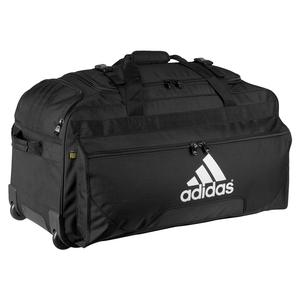 Team Wheel Tennis Bag Black