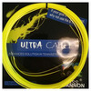 WEISS CANNON Ultra Cable 17L/1.23MM Tennis String Neon Yellow