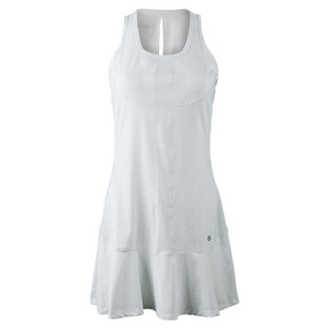 Women`s Full Court Tennis Dress White