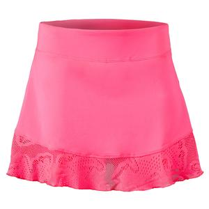 Women`s Ace Flounce Tennis Skort