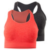 Women`s Running with Roses Seamless Bra by FILA