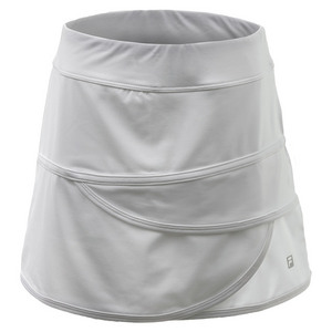 Girls` Diva Tennis Skort White