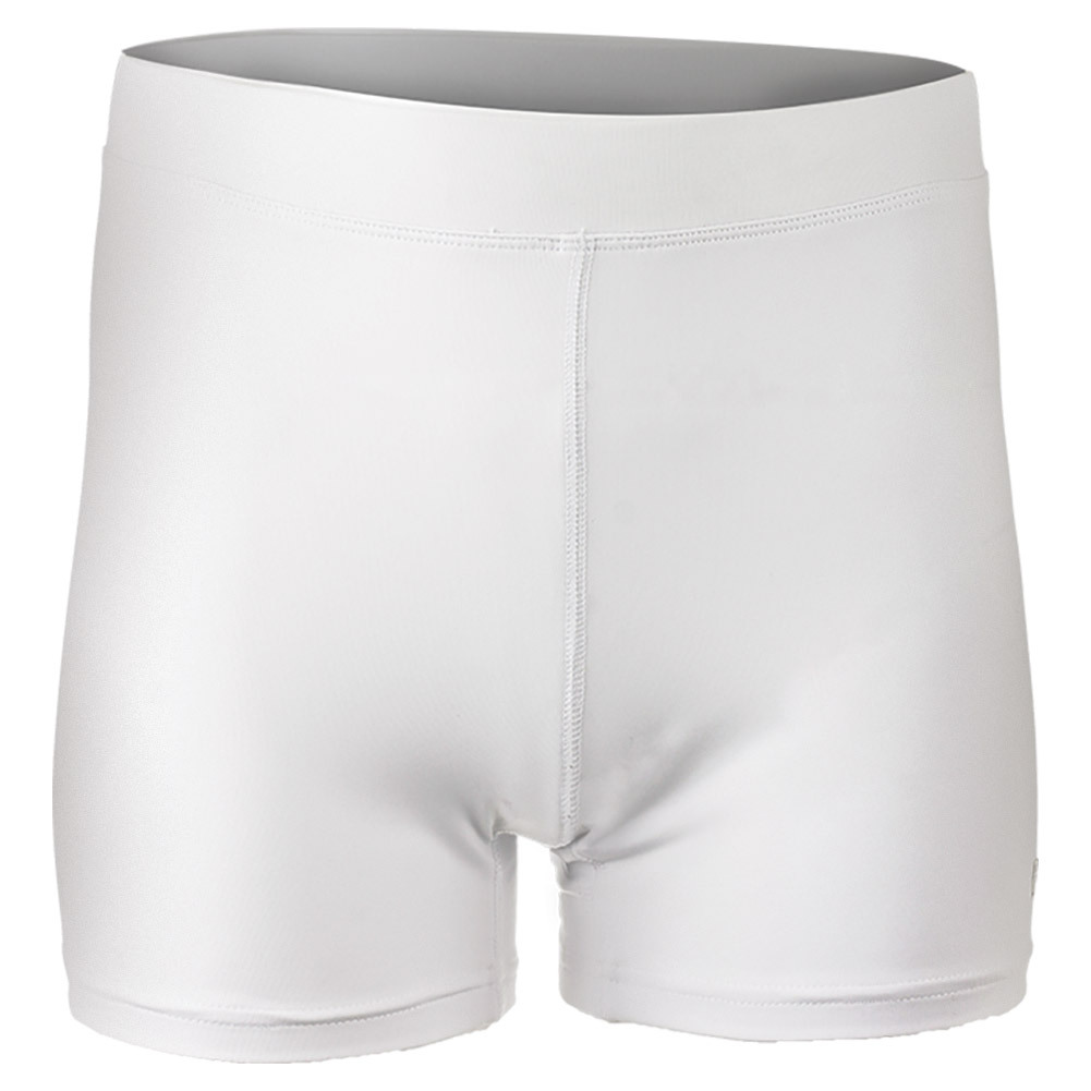Girls ` Ball Tennis Short White