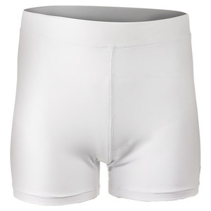 Girls` Ball Tennis Short White