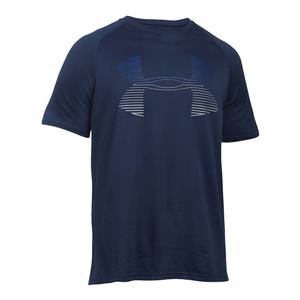 Men`s Tech Horizon Big Logo Tee