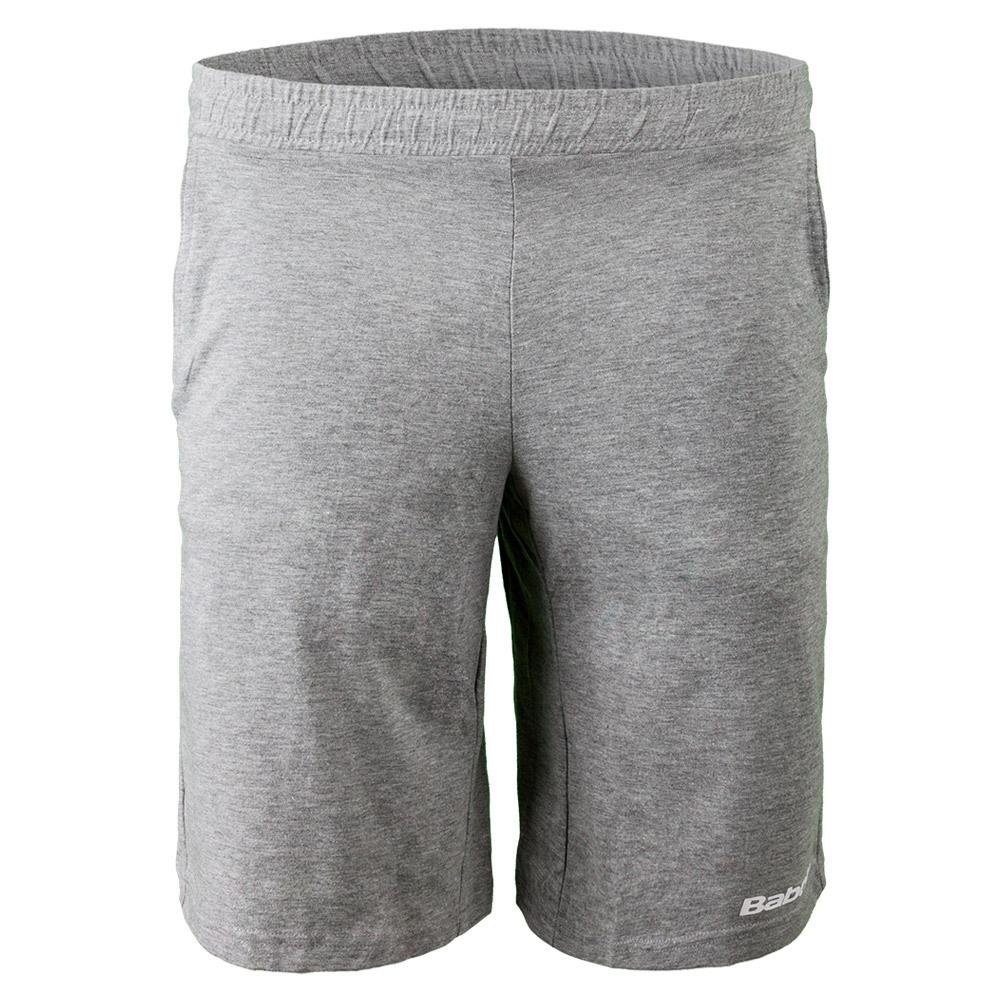 Men's Core Tennis Sweat Short Gray