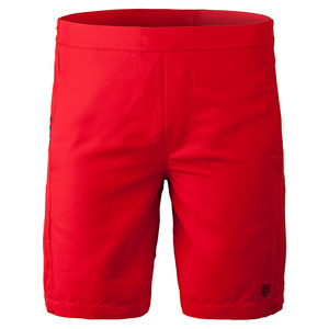Men`s BB Tennis Short Fiery Red