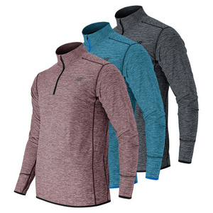 Men`s N Transit Quarter Zip Tennis Top