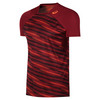 Men`s Athlete Short Sleeve Tennis Top 0170_HI_RALLY_POMEGT