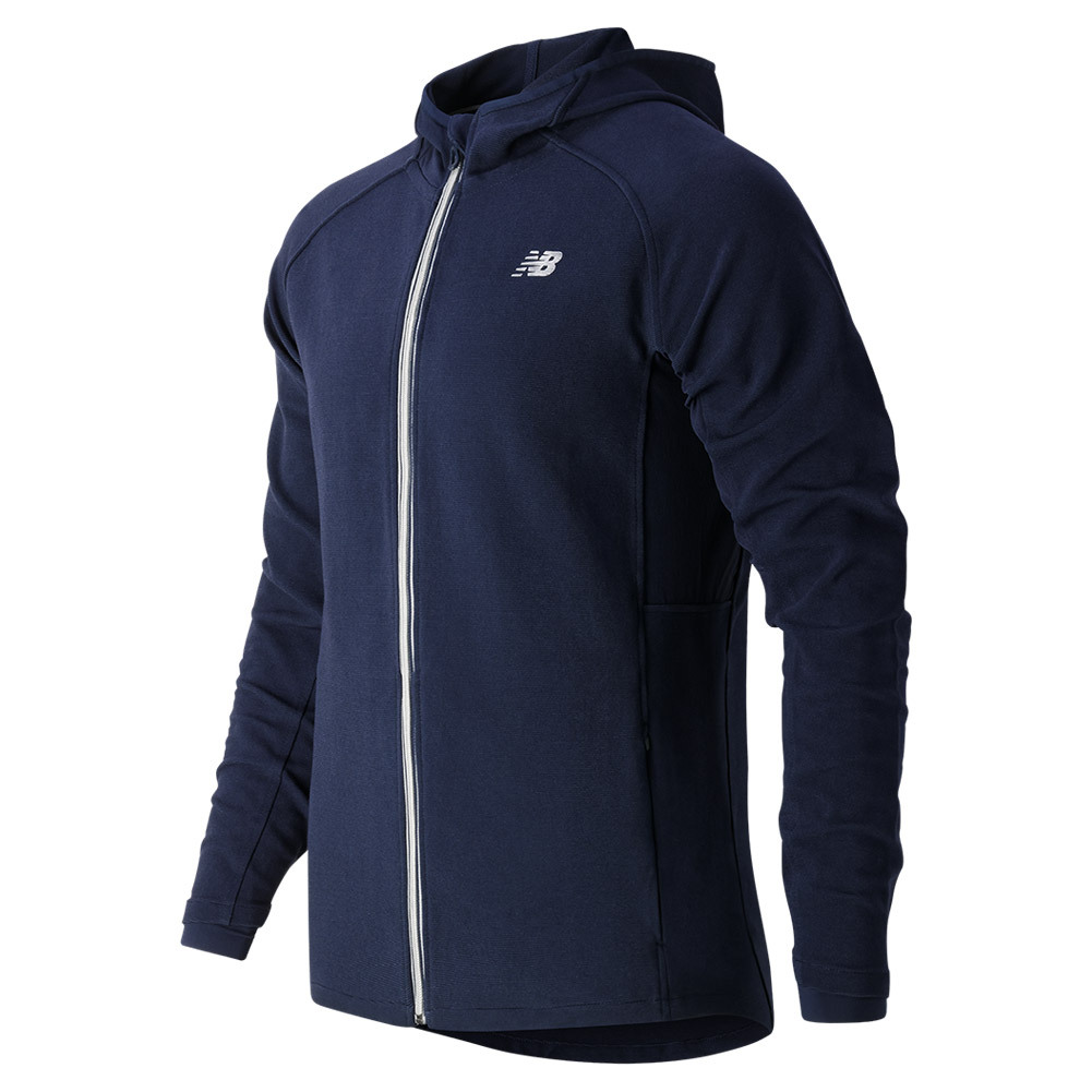 Men's Tournament Hooded Tennis Jacket Aviator