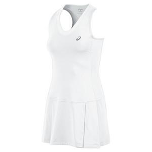 Women`s Club Tennis Dress White
