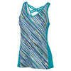 Women`s Classic Fit Tennis Tank 01_TAPESTRY_PRINT