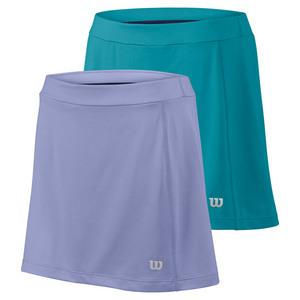 Women`s Colorblock 13.5 Inch Tennis Skort