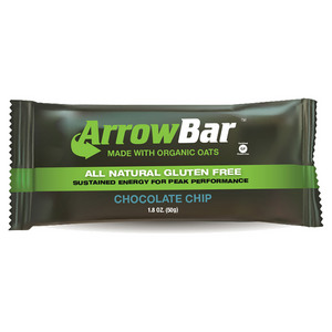 ARROWBAR CHOCOLATE CHIP NUTRITION BAR
