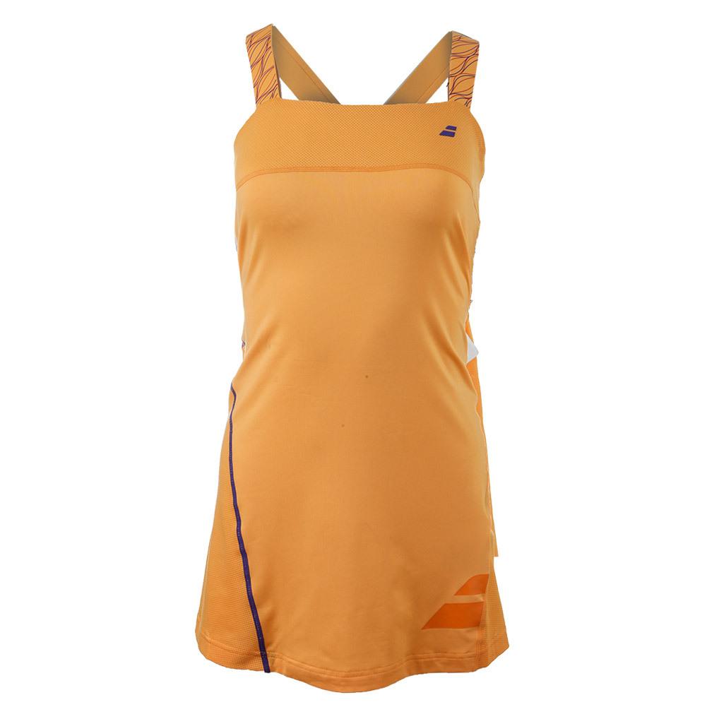 Women's Perf Strap Tennis Dress