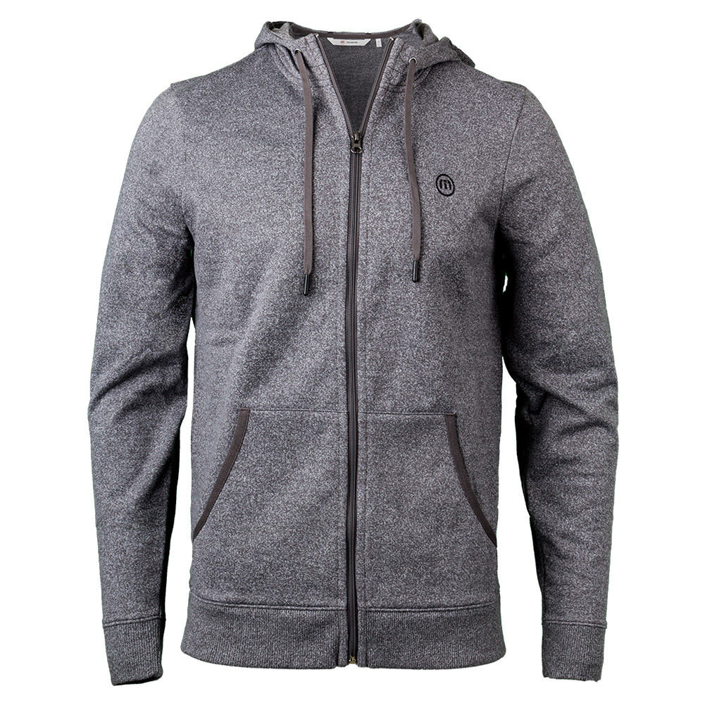 Men's Mcpherson Tennis Jacket Quiet Shade