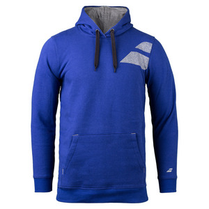 Men`s Core Tennis Hood Sweat Dark Blue