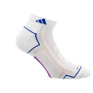 adidas WOMENS CC II LC TNS SOCKS 2 PK SZ 5-10